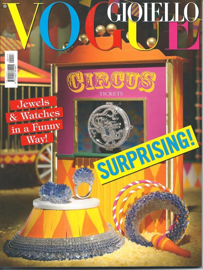 copertina vogue gioiello marzo 2012